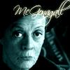 ### Les Professeurs (les cours obligatoires) ### Mcgonagall2